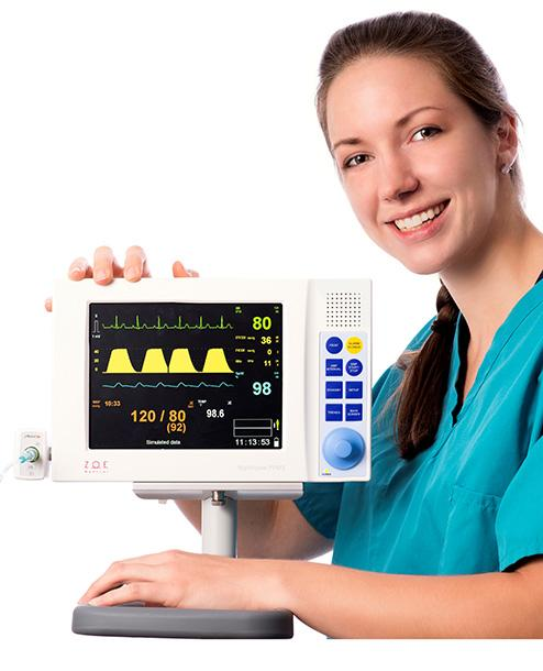 Nightingale PPM3 Patient Monitor
